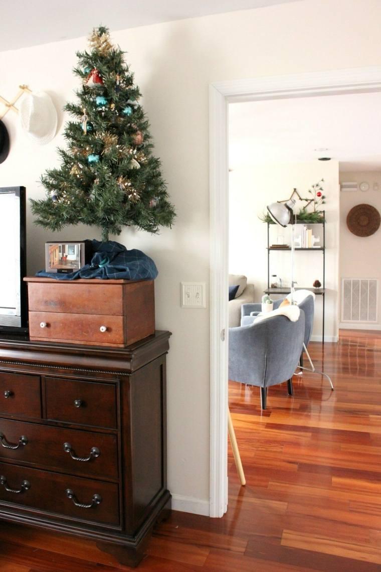 adornos de Navidad sencillos y elegantes