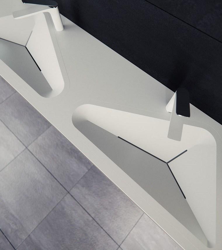 lavamanos modernos modelo monolit
