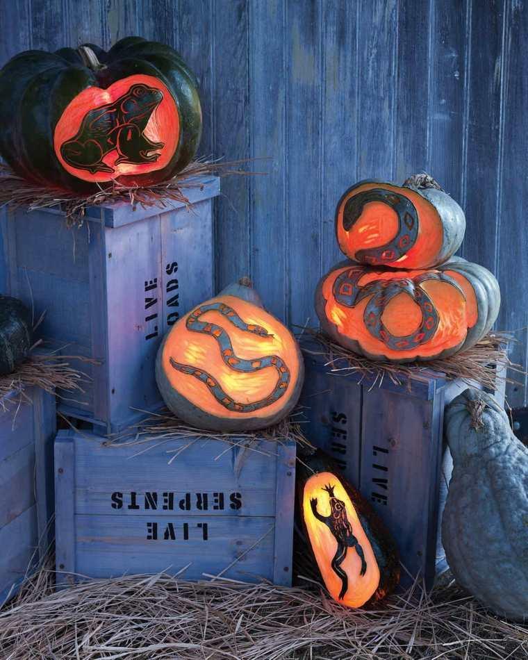 manualidades halloween-decorar-exterior