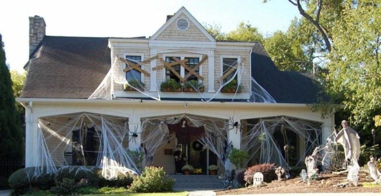 manualidades para halloween-decorar