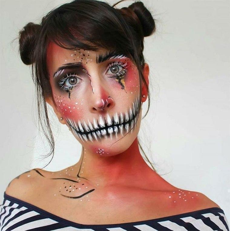 maquillaje-de-Halloween-2018