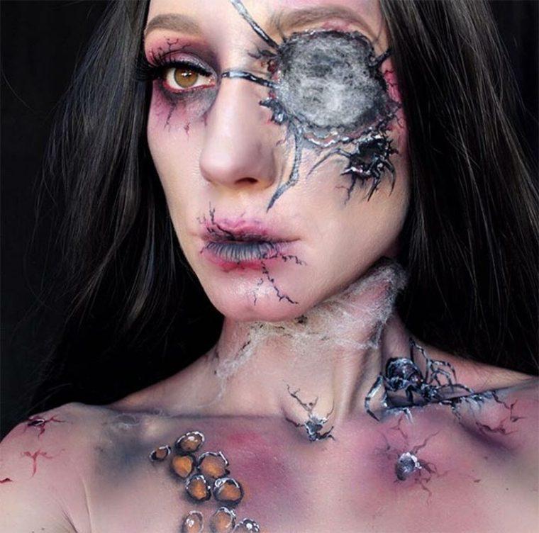 maquillaje-de-Halloween-espeluznante