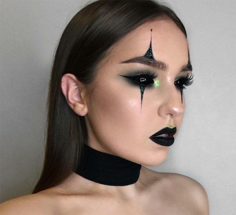 maquillaje-de-Halloween-idea