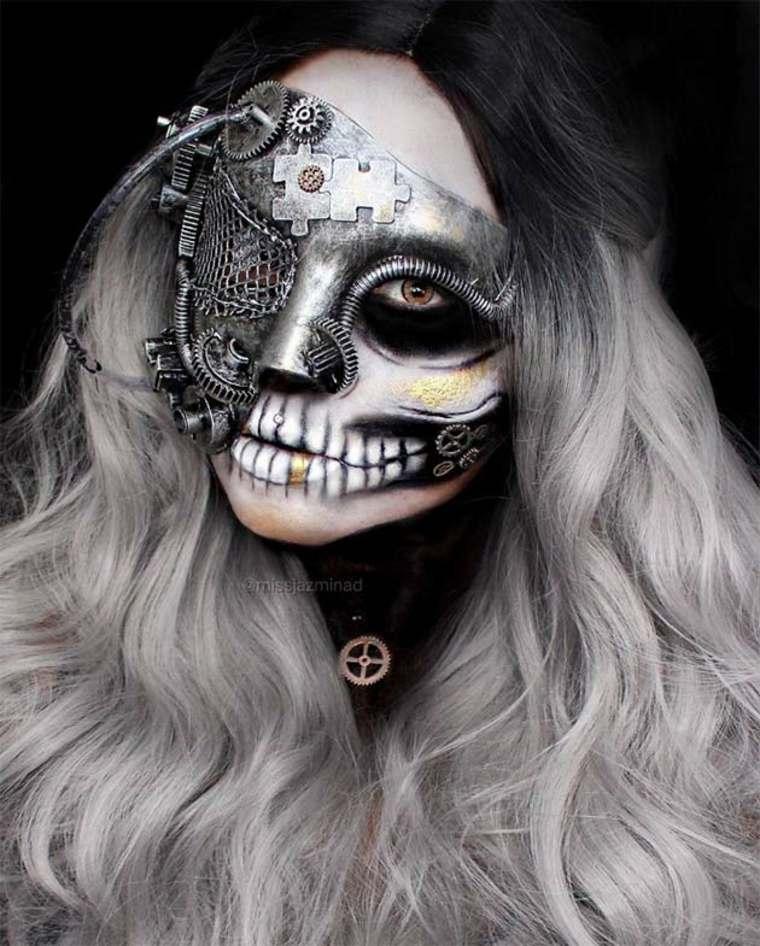 maquillaje-de-Halloween-stem-punk
