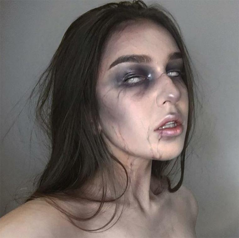 maquillaje-de-Halloween-zombi