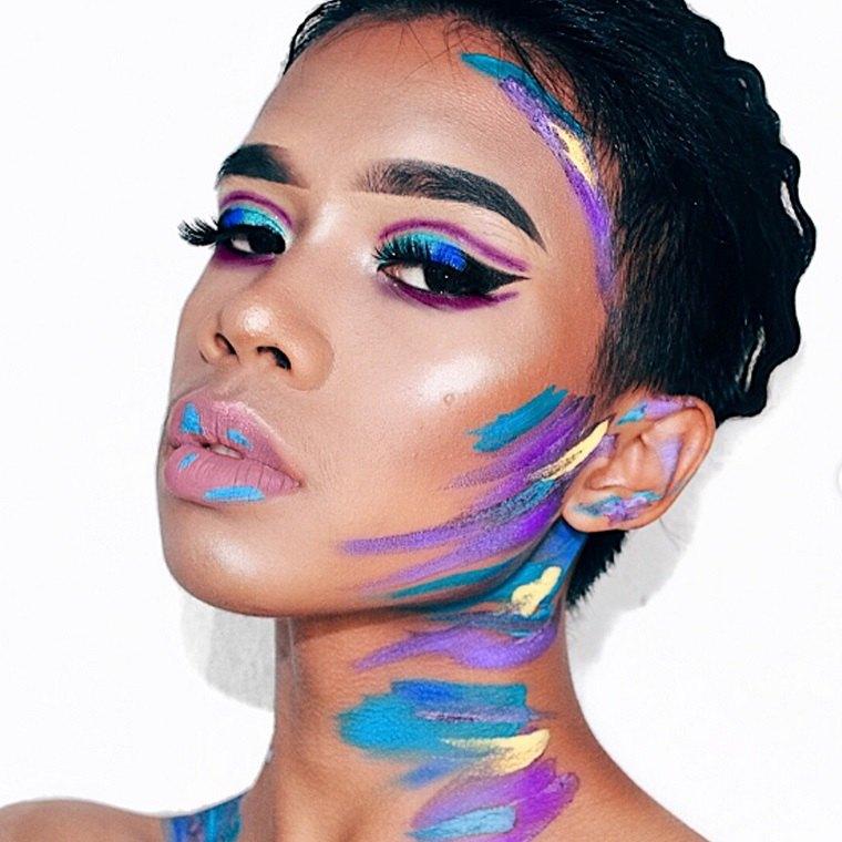 maquillaje-de-halloween-colores-bellos