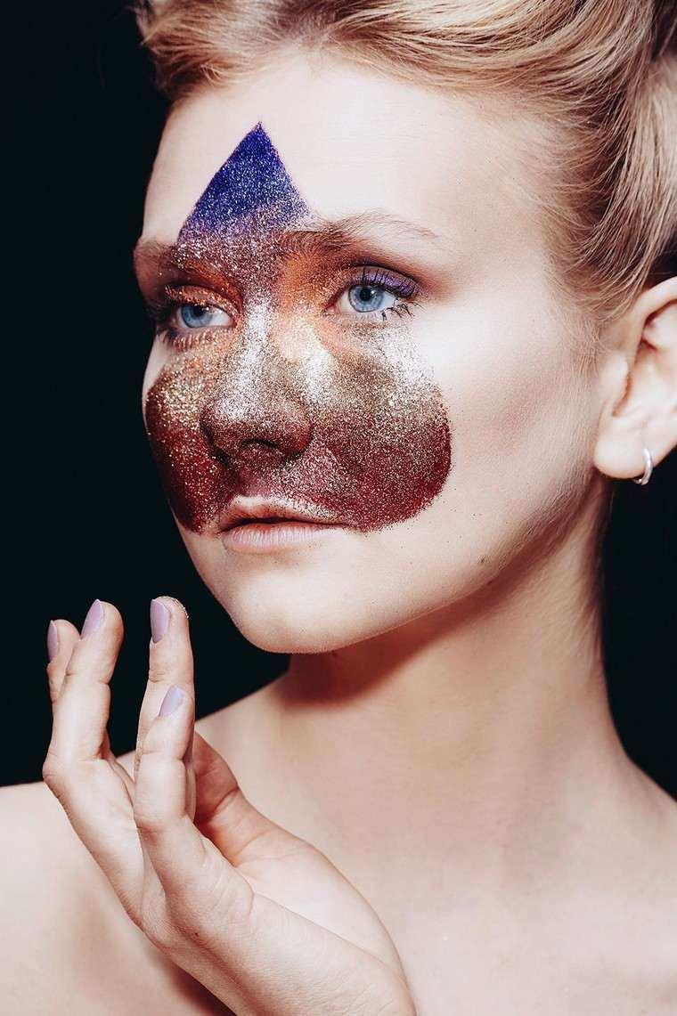 maquillaje-de-halloween-estilo-minalista-original
