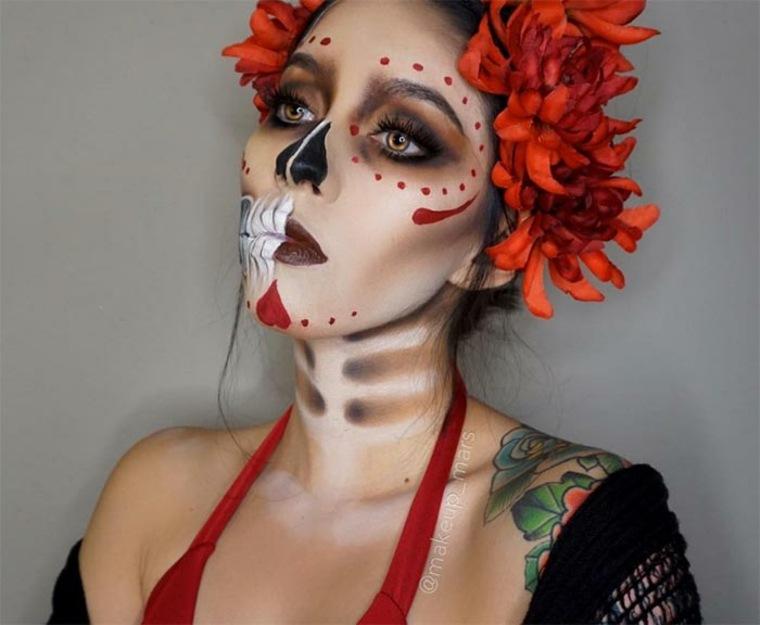 maquillaje-del-día-de-los-muertos