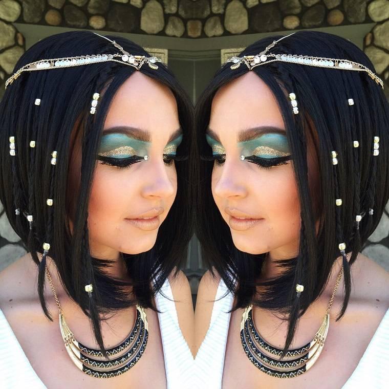 maquillaje-halloween-cleopatra-ideas