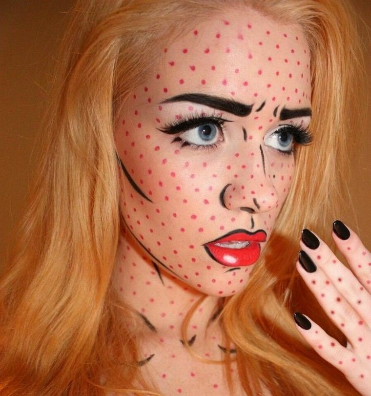 maquillaje-halloween-glamuroso-muneca