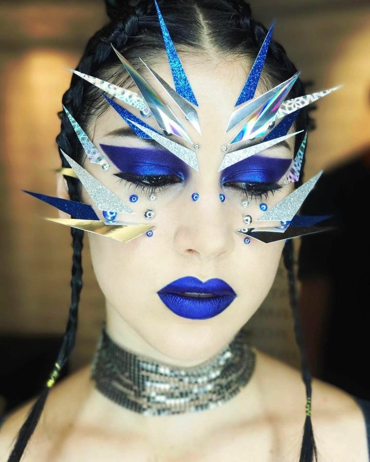 maquillaje-halloween-glamuroso-reina-hielo