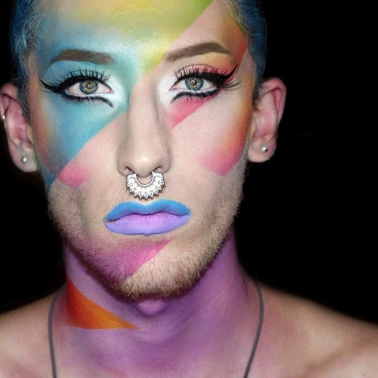 maquillaje-hombre-colorido-opciones-ideas