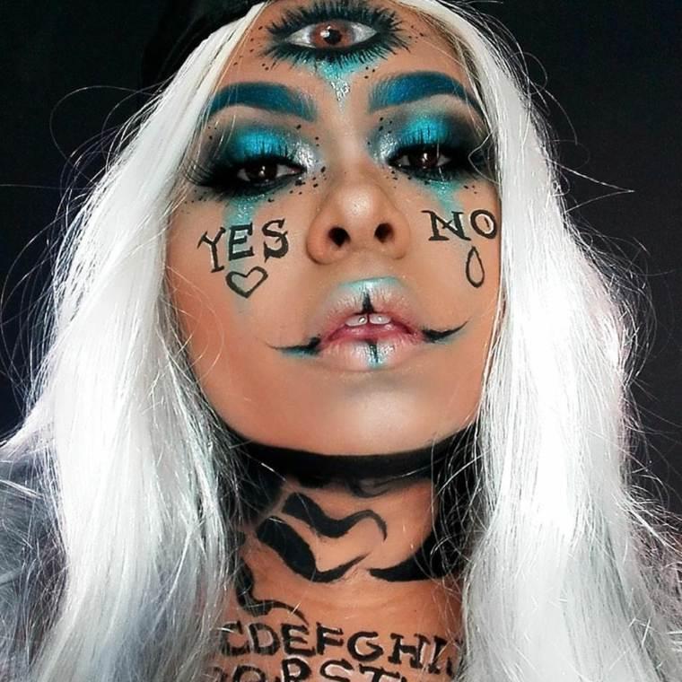 maquillaje-original-mujer-gitana