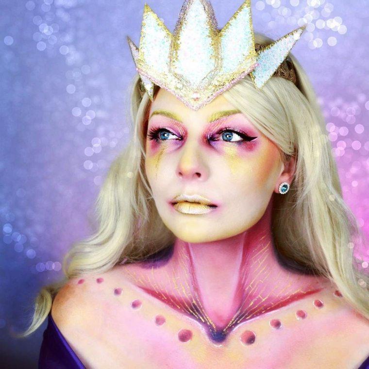 maquillaje-princesa-hallo-ween-estilo-moderno