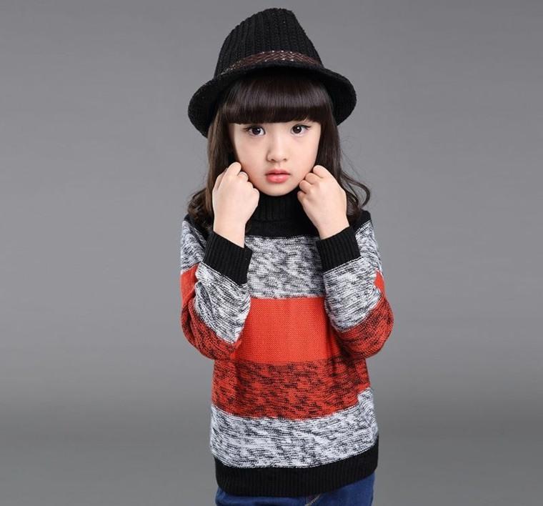 moda de ninas-jerseys-invierno