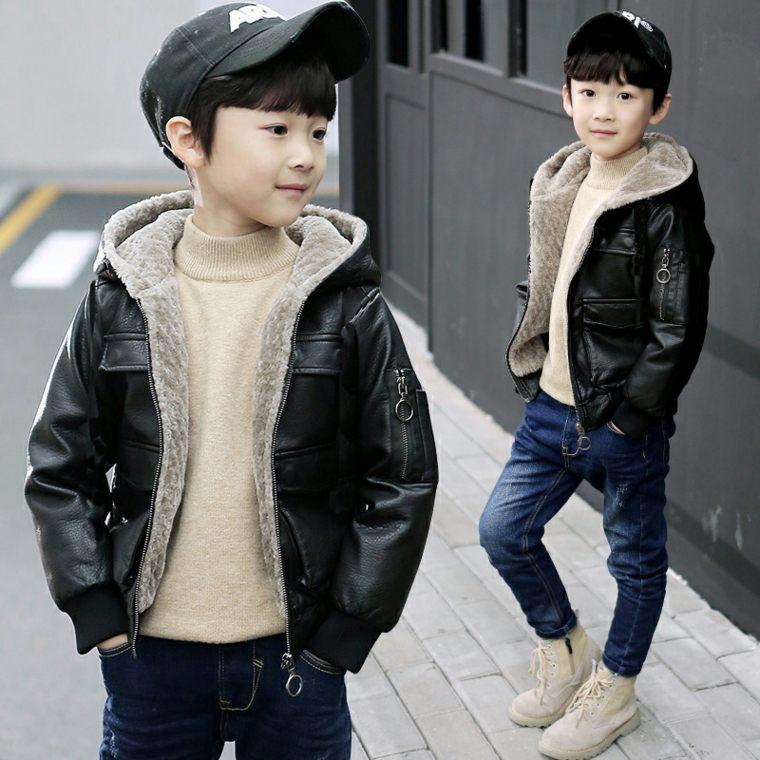 moda de ninos-invierno-abrigos