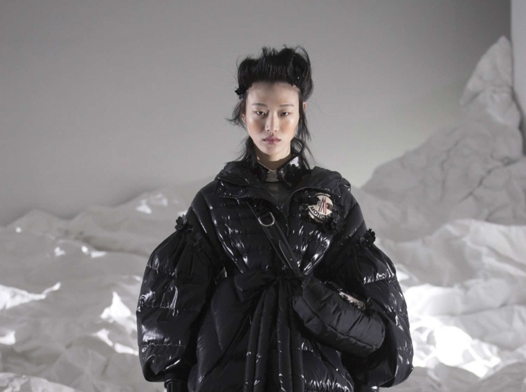 moda para mujer abrigos