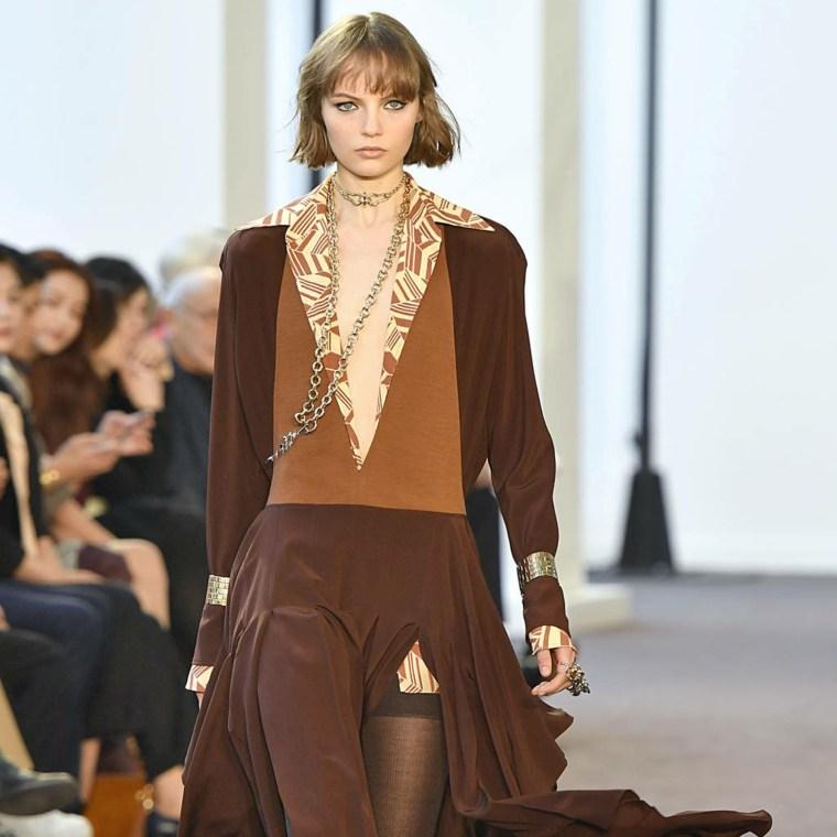 moda para mujer color-marron