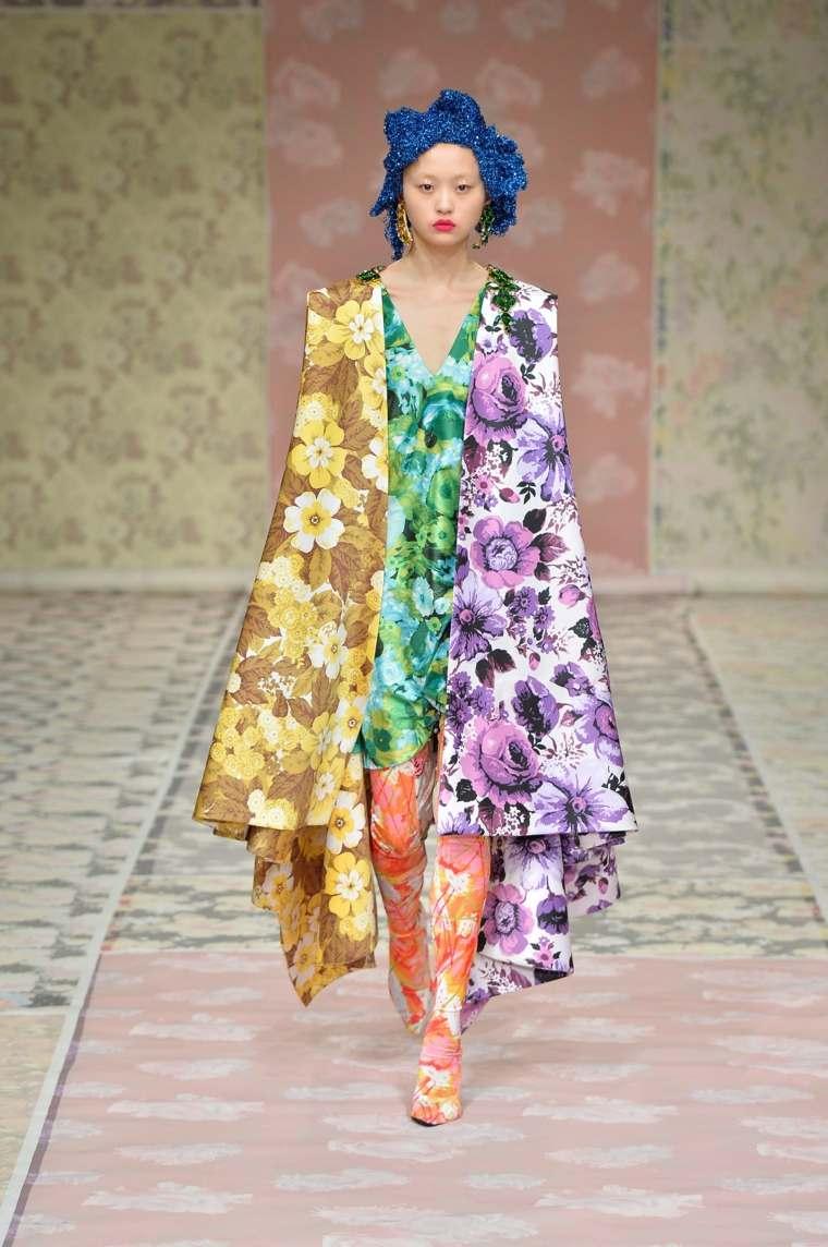 moda para mujer diseños-florales