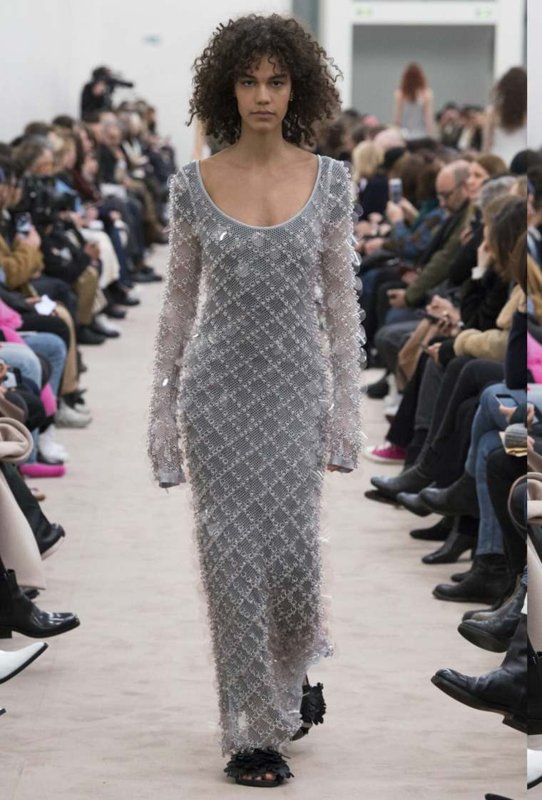 moda para mujer vestido-lentejuelas