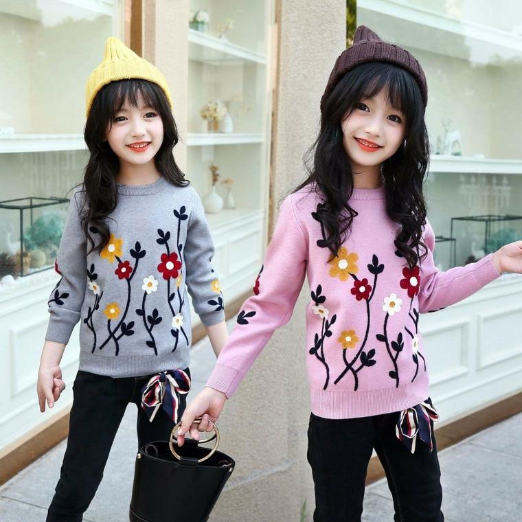 moda para ninas-camisetas-otono