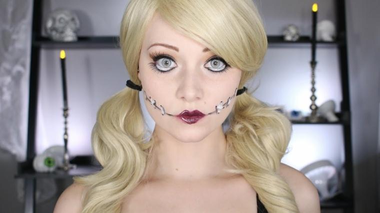 muneca-malefica-maquillaje-estilo