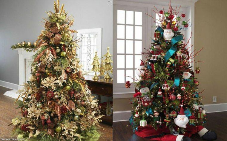 origen del arbol de navidad-historia