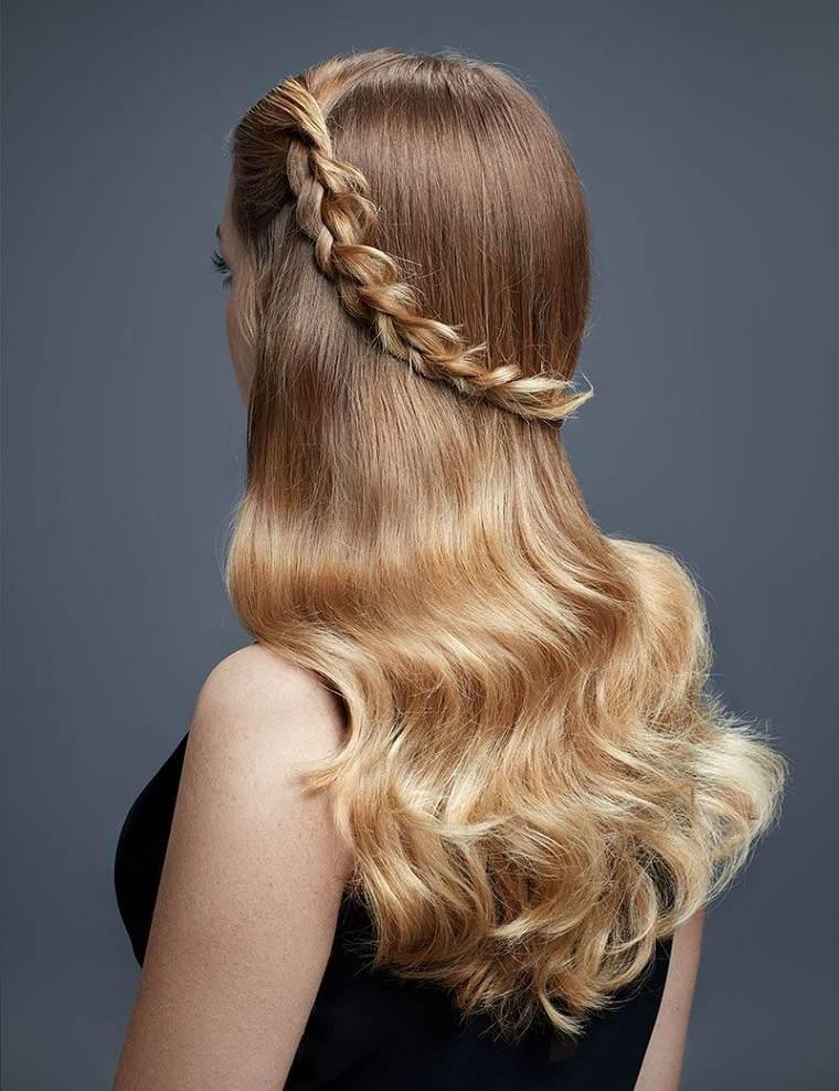 peinados-de-moda-2018-estilo-trenza-cabello-largo