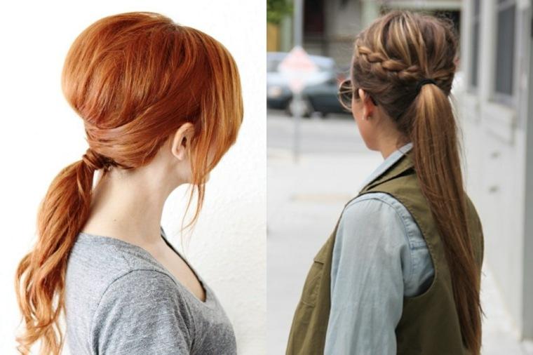 peinados de moda faciles-coleta