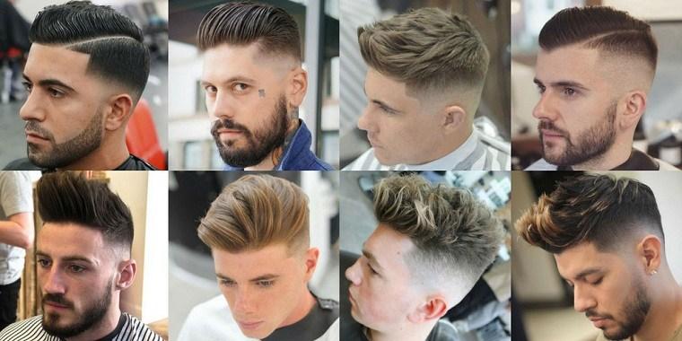 Peinados Hombre Modernos Y Originales Para El Invierno 2018