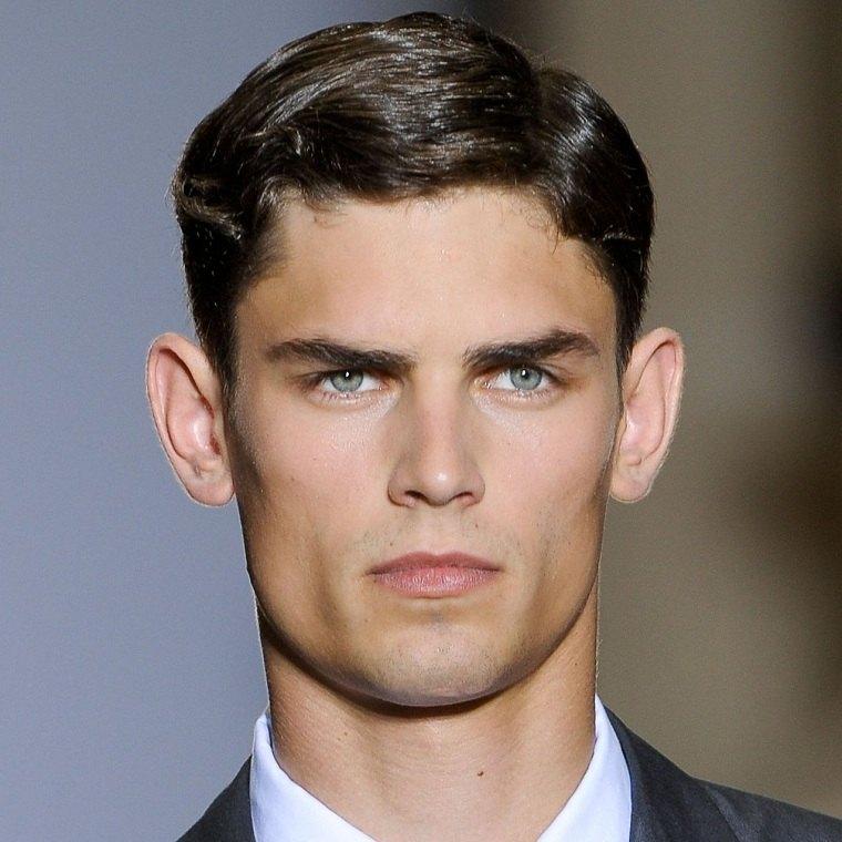 peinados modernos hombre-estilo-lado-ideas