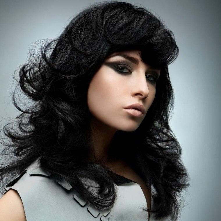 peinados sencillos-modernos-casa