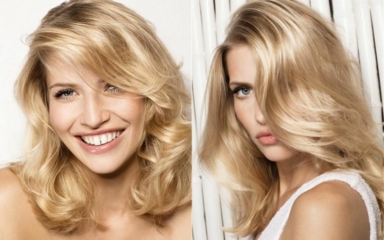 peinados sencillos-pelo-suelto