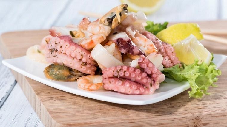 pulpo-combinacion-mariscos-fresca-recetas