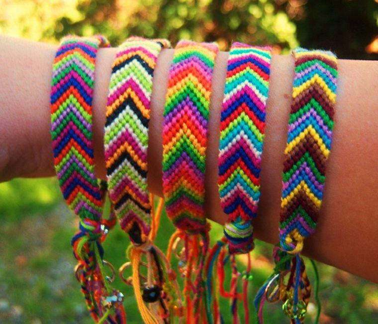 pulseras-de-amistad-de-hilos