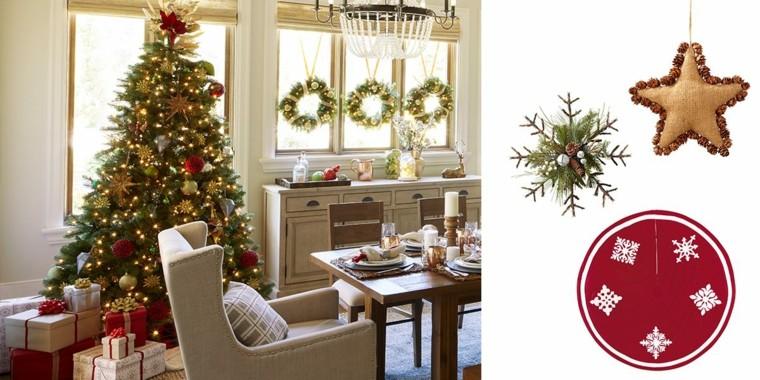 que representa el arbol de navidad-origen