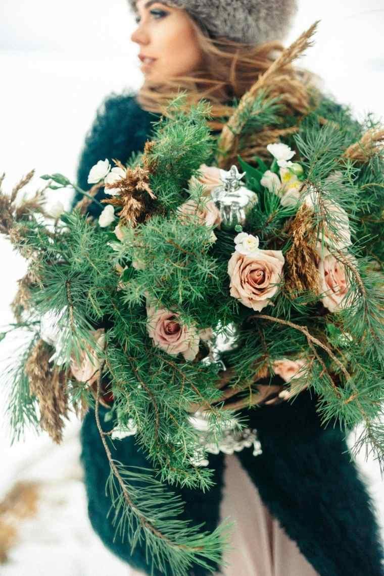ramo-boda-invierno-estilo-moderno