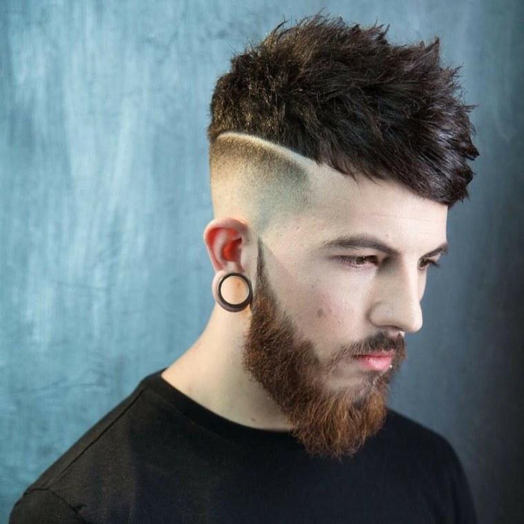 rapado-lados-textura-arriba-cabello-masculino