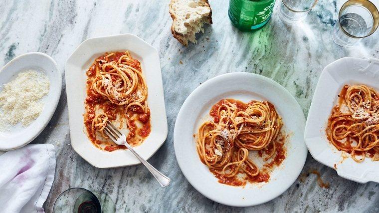 recetas fáciles y economicas-espagetis-ideas