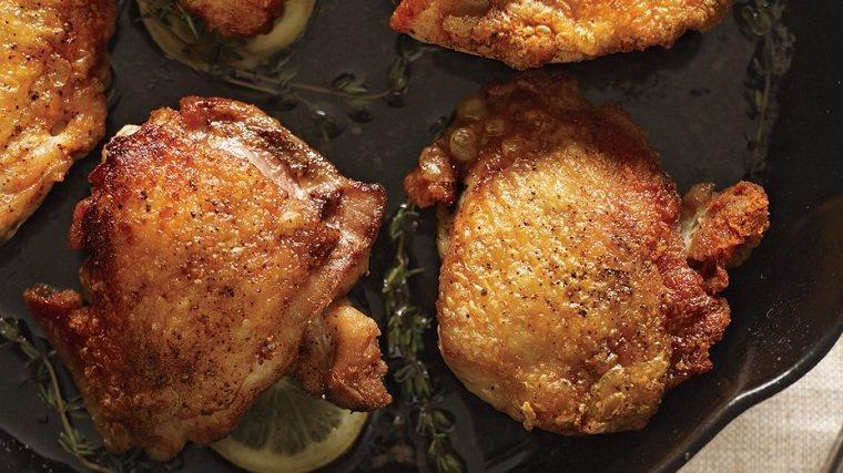 recetas fáciles y economicas-pollo-asado