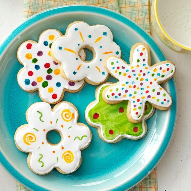 recetas-para-navidad-galletas-decoradas