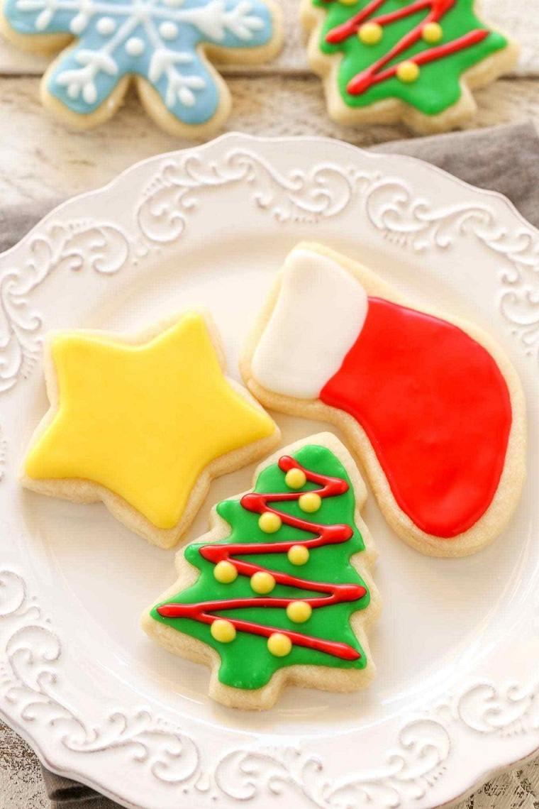 recetas-para-navidad-galletas-miel-ideas