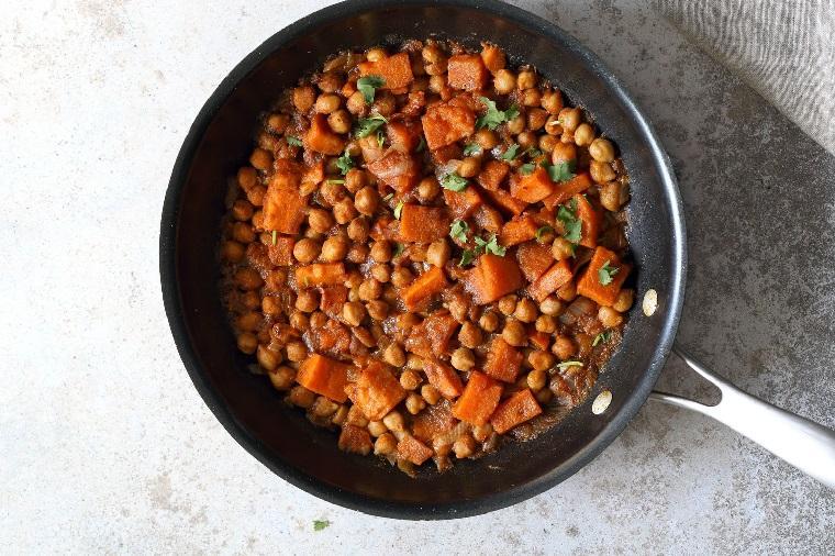 recetas veganas fáciles-guiso-patatas