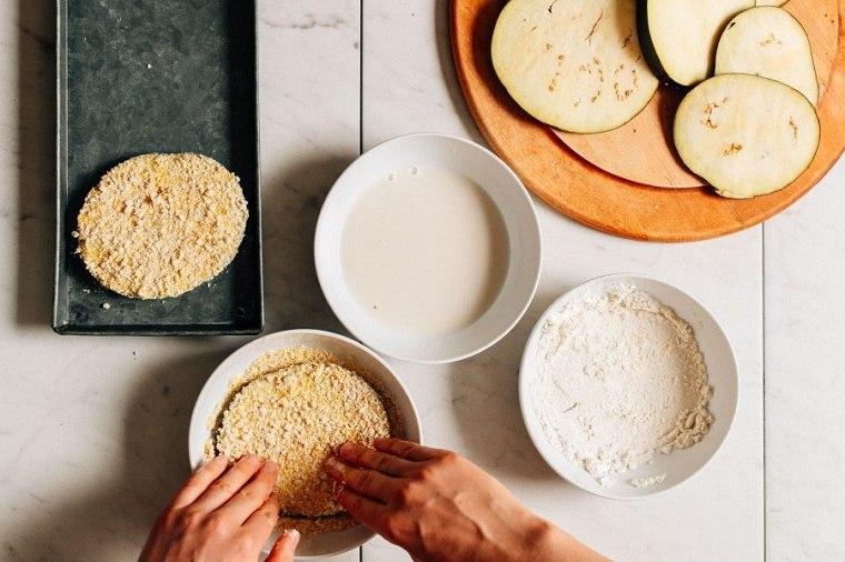 recetas-veganas-rapidas-berenjenas-empanadas