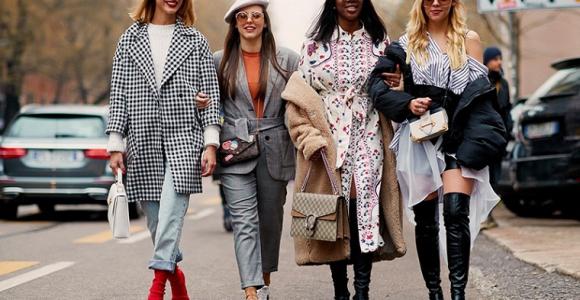Ropa de moda 2018 - Las tendencias para el otoño