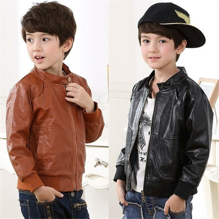 ropa de moda para ninos-chaquetas