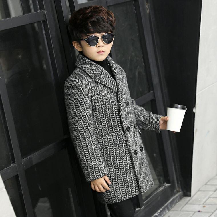 ropa de moda para ninos-invierno