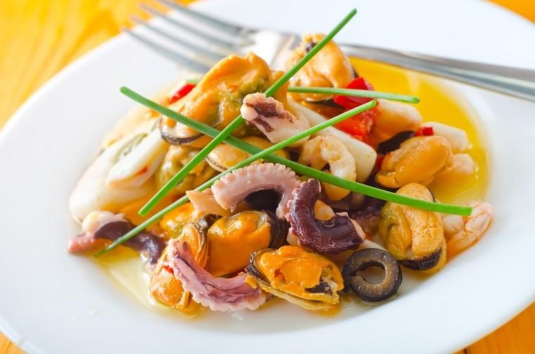 salpicon de marisco receta historia