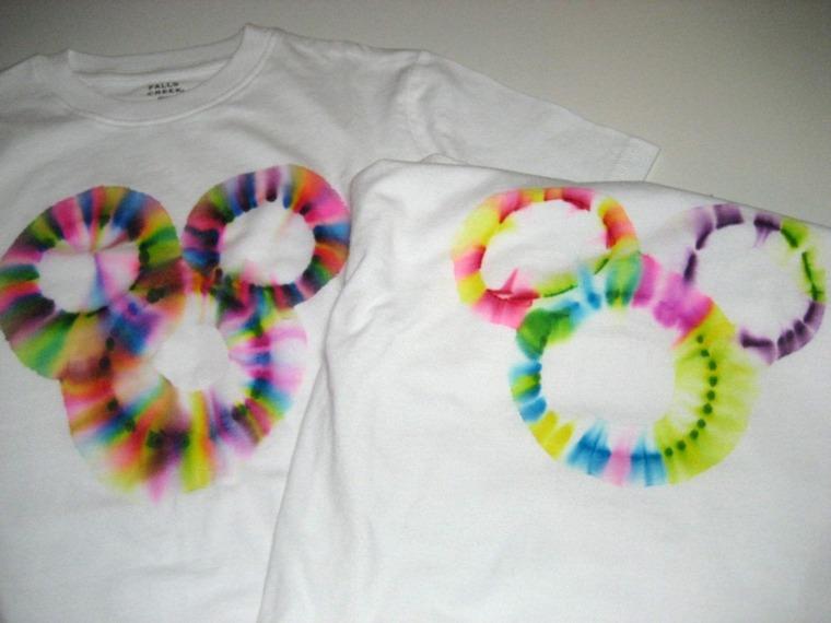 técnica-de-pintar-camisetas