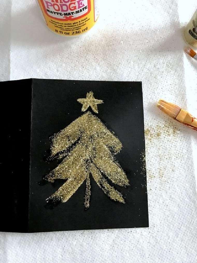 tarjeta-navidad-elegante-estilo-brillo-purpurina